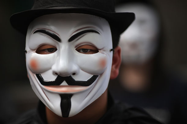 Ohne Anonymität keine Freiheit